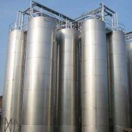 Stockage liquides alimentaires - Sordi - En acier inox
