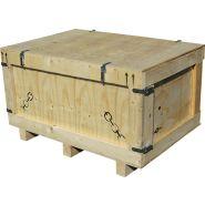 Caisses en bois - dimobox - réutilisable