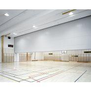 Rideau de gymnase T1000 - Eole - A ouverture verticale
