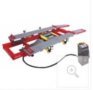 Ponts élévateurs pour véhicules légers - griffon 2800 evolution avec pinces réglables - simple entree