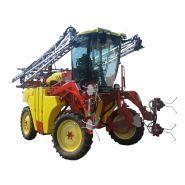 VV 1400 - Tracteur enjambeur - Vermande - De 4 à 8 rangs