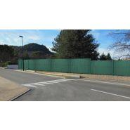 Occultant de treillis soudés en pvc pour grillage - la clôture française - 1,03 m à 1,93 m