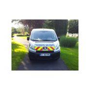Marquage de sécurité - marquage véhicule - pano sign'service