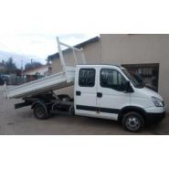 IVECO BENNE DOUBLE CABINE 35 C13