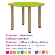 LA TABLE DINETTE