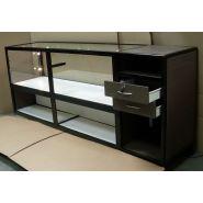 VC 1006038 - Comptoir pour magasin - Vitrinemag - Hauteur: 110cm