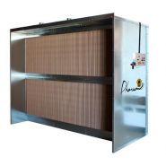 Cabine de peinture industrielle de 2 a 4 metres