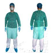 BLOUSE DE PROTECTION PP+PE  40 GR
