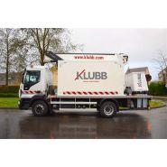 Xtenso 4 Camion télescopique nacelle - Klubb - 21M