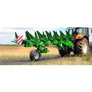 SV Largeur Variable - Charrue Agricole - Charlier - argeur de travail réglable de 12 à 20
