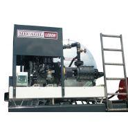 Tanker - laveuse de voirie - mecagil - capacité de 400 – 8000 litres