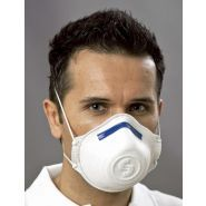 411181 - Masque FFP2 - EKASTU Safety GmbH - Résistance á respiration minimale