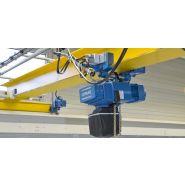 DCS-Pro - Palan - Demag Cranes & Components SAS - Charge jusqu'à 2 500 kg