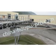 Racleurs de bassins de décantation - Wuxi Houpu - Avec entraînement central