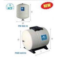 Réservoir à diaphragme : 100 litres  réf. pwb100h10rld