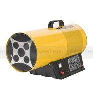 Blp 33 m - générateurs d′air chaud à gaz - master - 18 à 33 kw