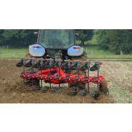 Rapid lab reversible - charrue agricole - bugnot - hauteur 150 cm