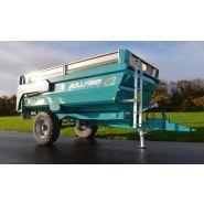 Rollfarm 4317 Benne agricole monocoque - Rolland - Volume maxi. 17 m3