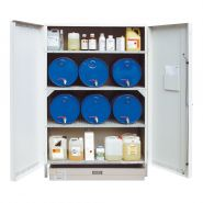 Phyto 4 (132x80x200) - Armoire phytosanitaire - Collvert - poids 202 kg