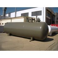 LPG Tanks - Citerne à gaz réservoir fixe enterré  - ALCANE - diamètre 1250 mm
