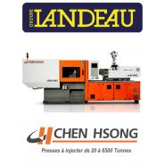Presses à injecter chen hsong - jetmaster mk6 [88-668t]
