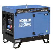 Diesel 6500 ta silence c5 groupe électrogène - kohler - puissance max (kw) 5.20