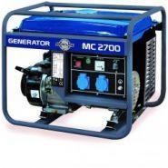 MC2700  Groupe électrogène - Mecafer - autonomie de 11H