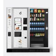 "LEI700 TOUCH 21"" + MODULO COFFEE TO GO + ARIA L EVO MASTER - Distributeurs combinés chaud/froid - Bianchi vending group - Capacité de 700 gobelets"