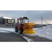 S2 hydra - Épandeur de sel et de sable - Bogballe - Capacité jusqu'à 450kg