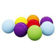 SAC AVEC 600 BALLES DE COULEURS DIVERSIFIÉES