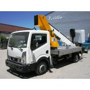 Série tlr 15 camion nacelle - movex - 14,20 mts