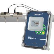Débitmètre non intrusif pour conduite en charge pulsar ttfm-6.1