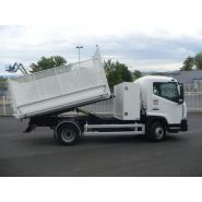 Ampliroll AL 5 - Bras hydraulique pour camion - Marrel - 5 T