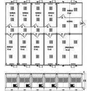 Constructions modulaires - bureaux modulaires