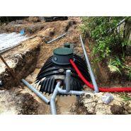 Conception installation et maintenance de micro-station d'épuration