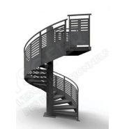 Escalier hélicoïdal Ysovoile - Ysofer Esca - Passage 1UP ou 2UP