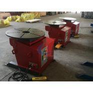 Hb -12 - positionneur de soudure - wuxi lida welding machinery co., ltd - capacité de chargement maximale 1200 kg