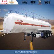 Fuel Tanker Semi Tra - Remorques citerne - Xiamen Sunsky trailer Co.,Ltd - Capacité de 30000 à 45000 l