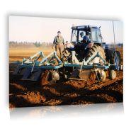 BUT3RG - Butteuse agricole - Jaulent Industrie - 4 disques 3 rangs
