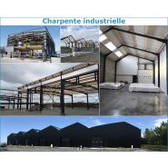 Charpente industrielle