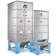 SSM SILBOX - Silos modulaires - Moretto - Capacité de 480 à 7 200 dm³