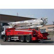 SIRIO 5RZ46 SUPERLIGHT Camion pompe à béton