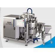BATCH FORMULA PRO2 - Mélangeurs alimentaires - GEA - 300 à 2000 litres