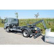 Ampliroll al 6 - bras hydraulique pour camion - marrel - 6 t