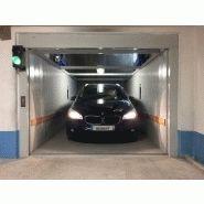 Monte voiture Directive machine - Oleolift - Charge jusqu'à 3500 kg