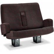 Love seat - Fauteuil de cinéma - Kleslo - Housses assise