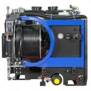 Profijet t4 - hydrocureur - rioned - réservoir d'eau 600, 2x 300 litres