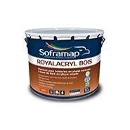 ROYALACRYL BOIS - Peinture microporeuse - ALLIOS - En poids : 46,0 ± 2,0 %