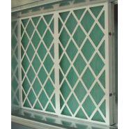 Filtre cadre carton pour double filtration - 470700