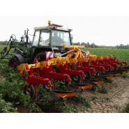 SB02 - Butteuse agricole - Zibo - Châssis renforcé